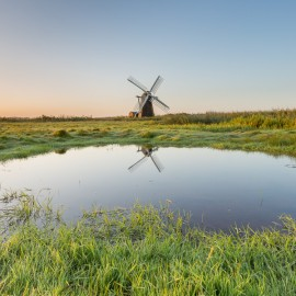 Herringfleet Reflections