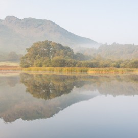 Reflections of Loughrigg
