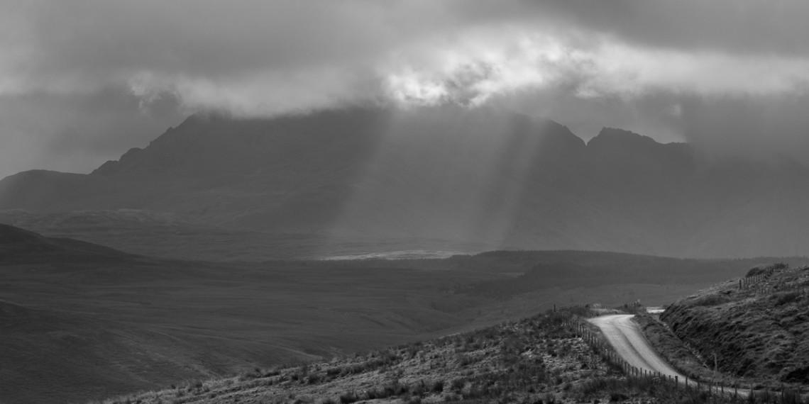 Road to Glen Brittle