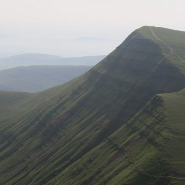 Microadventure report – Brecon Beacons fastpacking