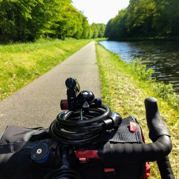 Adventure Summary – Cycling 400 miles through Germany and France (and getting injured :( )